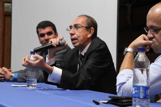 Cónsul Honorario de México en Antioquia participó en Cátedra sobre Comunicación Política en la IUSHIUSH