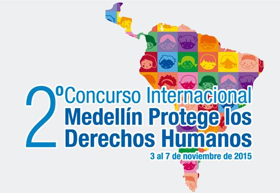 Evento Internacional, Medellín Protege los Derechos Humanos.IUSH
