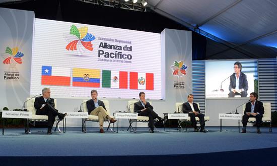 Los beneficios de la unión entre los Estados Asociados con la Alianza del PacíficoIUSH