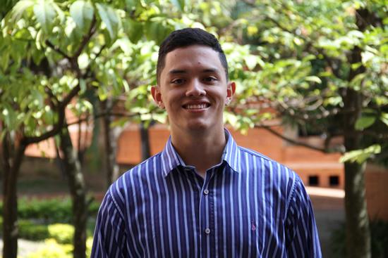 Estudiante de Ingeniería Industrial participa en Concurso Internacional de la UNESCOIUSH