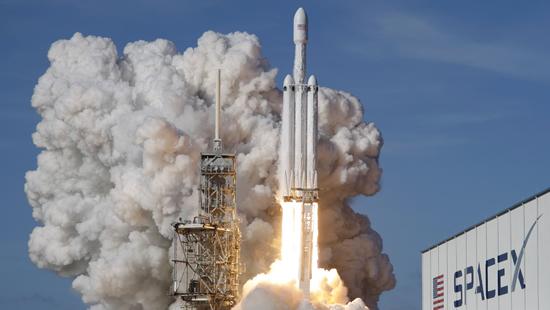 Falcon Heavy: Un modelo de inspiración para el viaje a MarteIUSH