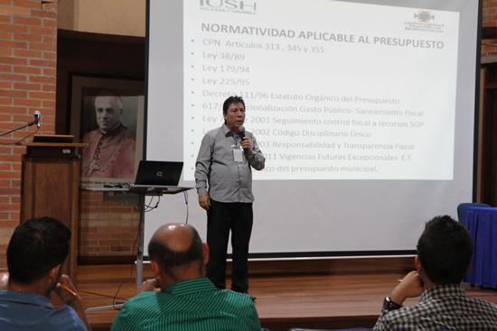 Alcaldes electos de Antioquia se capacitaron en la IUSHIUSH