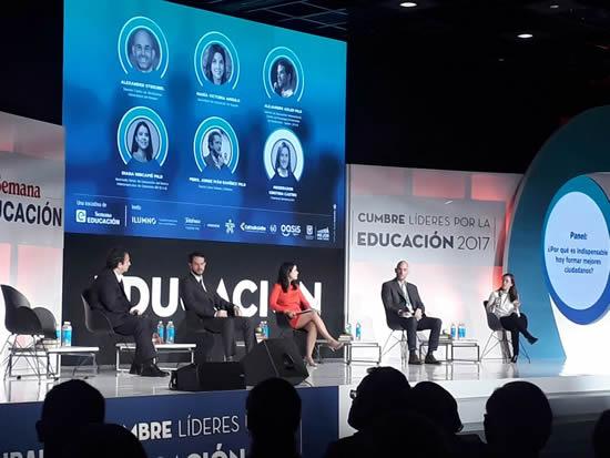 La Organización Salazar y Herrera participa en la Cumbre de Líderes por la EducaciónIUSH