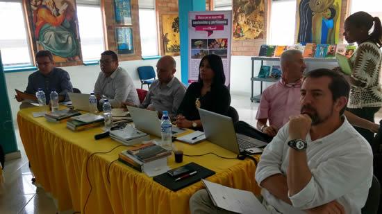 Docente de la IUSH, Par Académico de verificación en el Chocó.IUSH