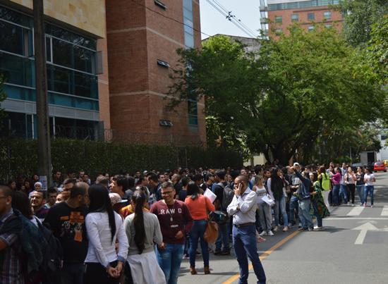 La Organización Salazar y Herrera se unió al Simulacro Nacional de Respuesta a EmergenciasIUSH