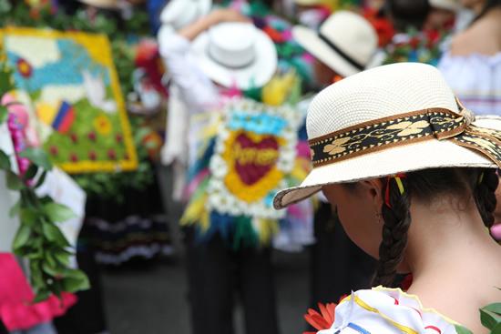 Inicia la Feria de las Flores en MedellínIUSH