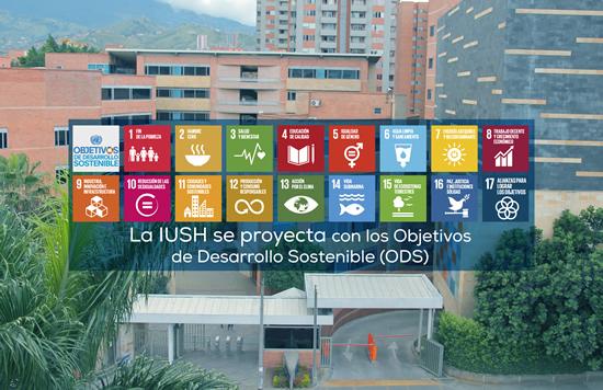 La IUSH inscrita en Premios Andesco 2017IUSH
