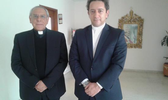 Rector de la IUSH comparte experiencias con Universidad Pontificia de MéxicoIUSH