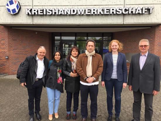 Universidad de Alemania busca alianza con la IUSHIUSH