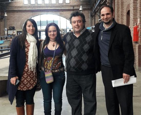 Misión académica de la IUSH en Argentina y UruguayIUSH
