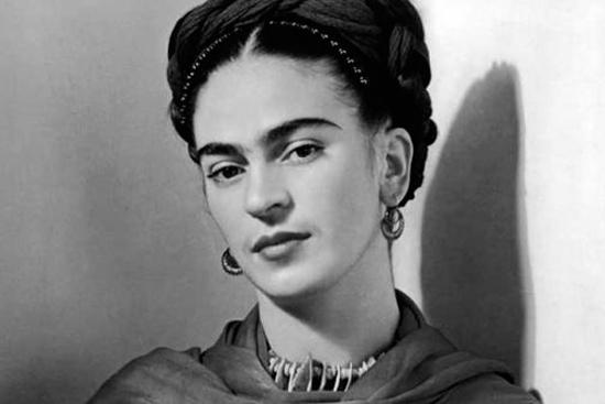 Frida Kahlo, la primera artista elegida para el mundo 360.IUSH