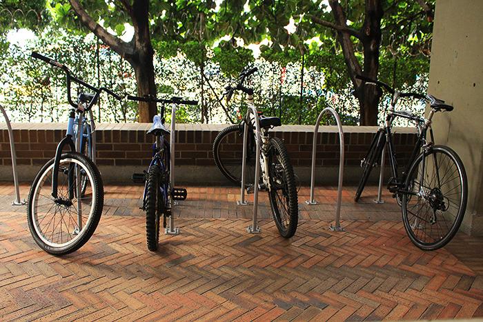 La IUSH ahora cuenta con Parqueadero para BicicletasIUSH