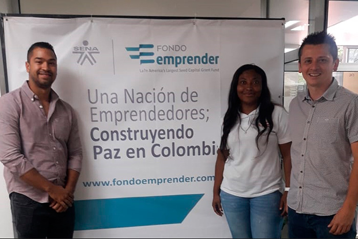 Proyecto 'Legalupa' liderado por egresado de la IUSH, ganador en convocatoria de Fondo Emprender.IUSH