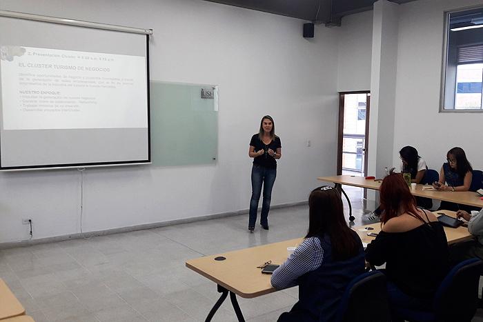IUSH sede del 1er Encuentro de la Red de Instituciones Académicas de la Industria Turística de AntioquiaIUSH