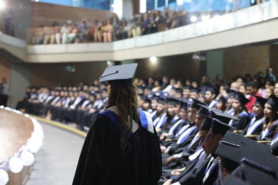 Ceremonia de graduación - Agosto de 2018IUSH