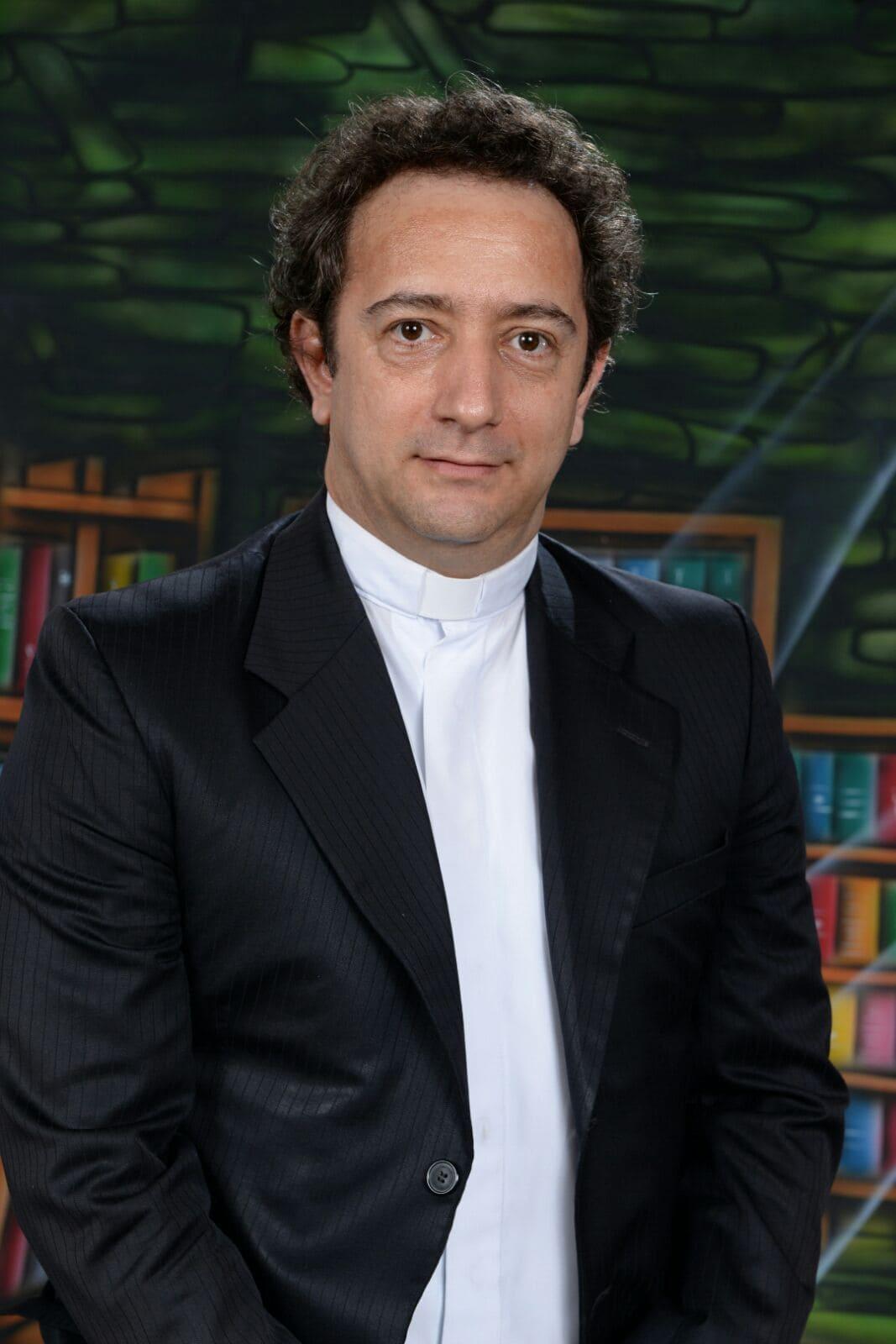 Homenaje póstumo Pbro. Jorge Iván Ramírez Aguirre.IUSH
