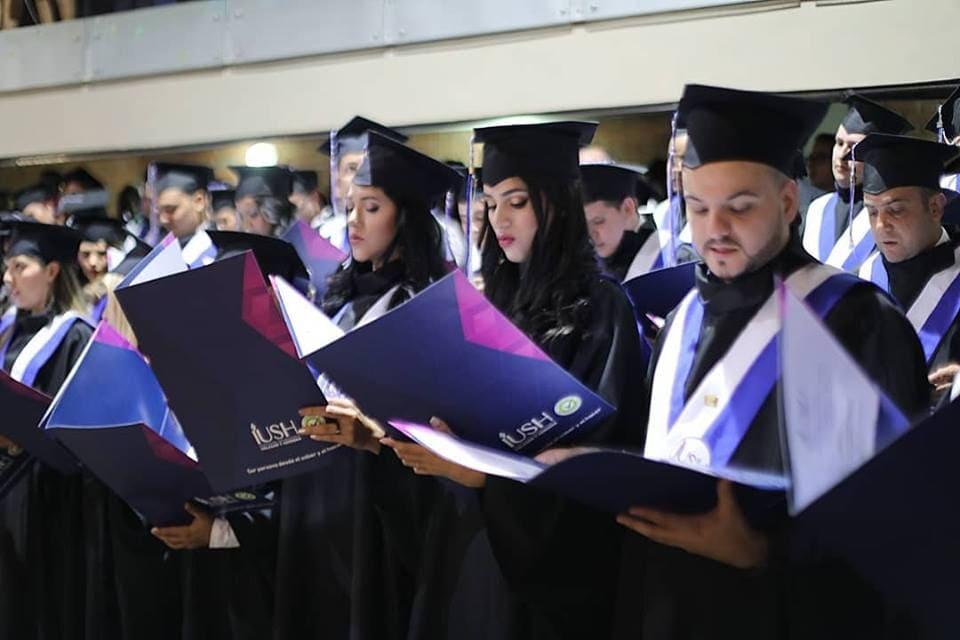 Protocolo Ceremonia de Grados del 23 de noviembreIUSH