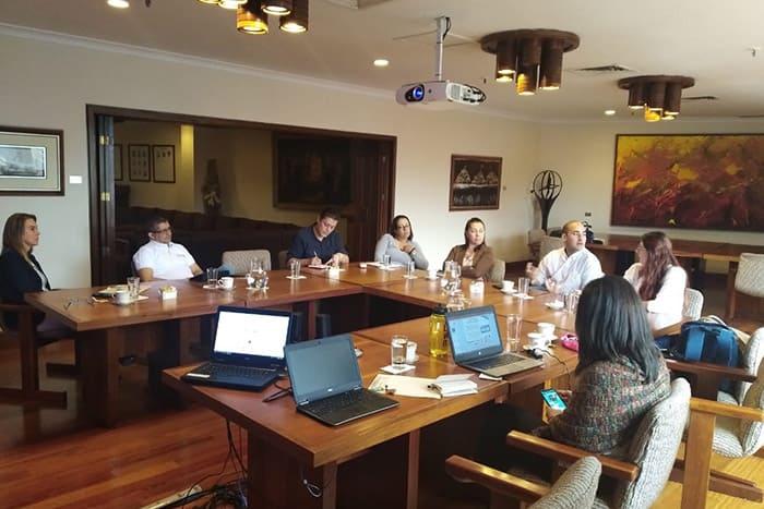 Importantes avances en la Red de Instituciones de Turismo en Antioquia – RITAIUSH