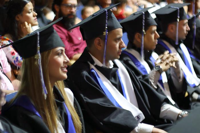 Ceremonia de Graduación – Marzo 2019IUSH