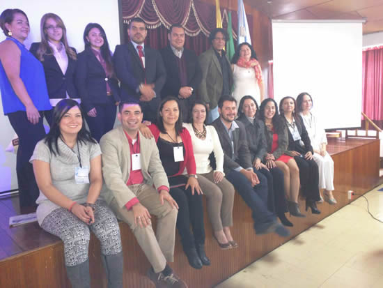 El Consultorio Jurídico Benedicto XVI participó en Encuentro Nacional y realizó Brigada Jurídica para la comunidad SENAIUSH