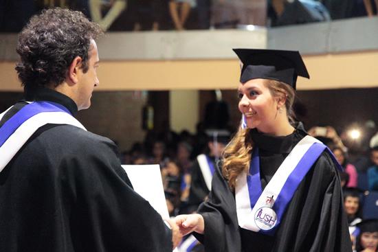 Cronograma de graduación noviembre de 2017IUSH
