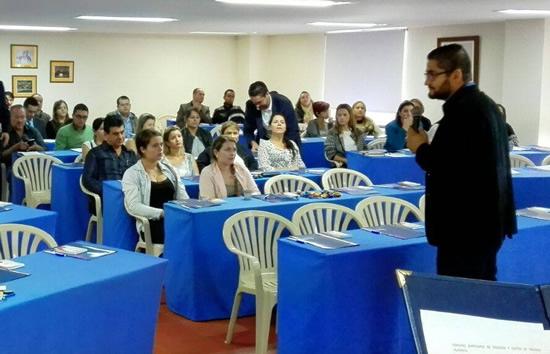 Jefe del Área Comercial, Esteban Maldonado, será ponente en Intercambio Internacional en Huila.IUSH