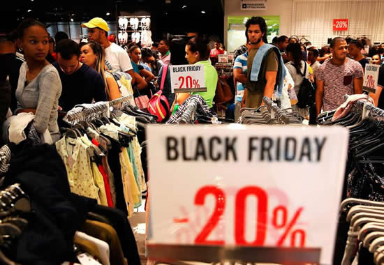 El 'Black Friday' se toma el mundo este viernesIUSH