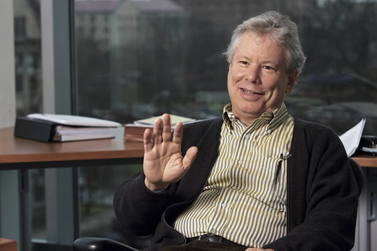 Richard H. Thaler recibe Nobel de EconomíaIUSH