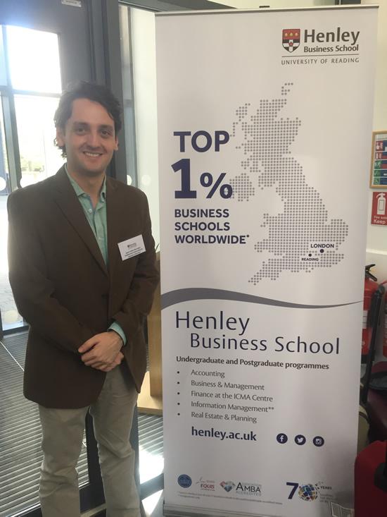 La Escuela de Administración hace presencia en Reino UnidoIUSH