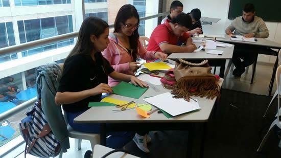 Se llevó a cabo el proceso de Fortalecimiento de Iniciativas Empresariales Salazar y Herrera.IUSH