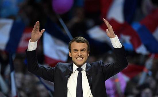 La juventud en la nueva presidencia de FranciaIUSH