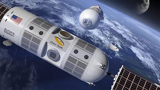 Ahora se puede reservar en el primer hotel espacialIUSH