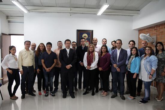 En la IUSH se realizó la Mesa Universitaria de EmprendimientoIUSH
