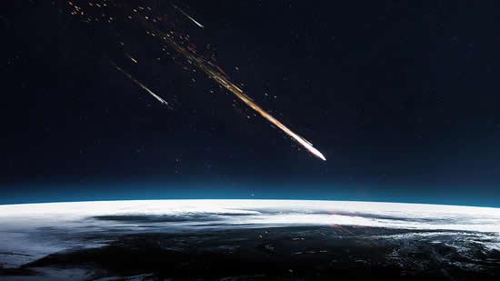 Meteorito iluminó el cielo en el Estado de Míchigan (USA)IUSH