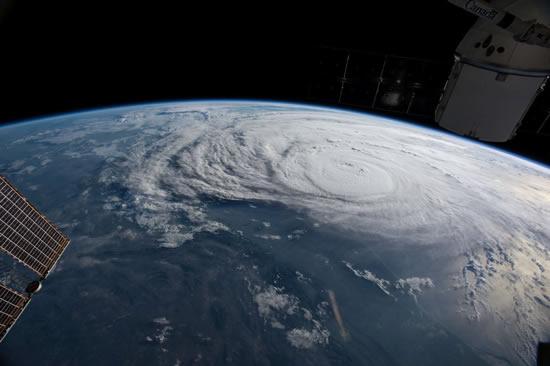 Lo que dejó la tormenta tropical Harvey a su pasoIUSH