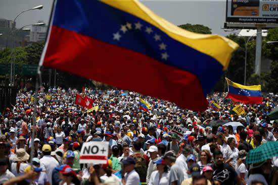 Venezuela un estado polarizadoIUSH