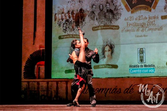 Sara Castrillón Ceballos estudiante ganadora de la Beca Deportiva 2018-2IUSH