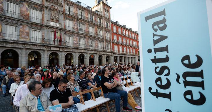 Festival EÑE una muestra Literaria en EspañaIUSH