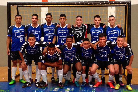 Resultados satisfactorios del Equipo de Fútbol de SalónIUSH