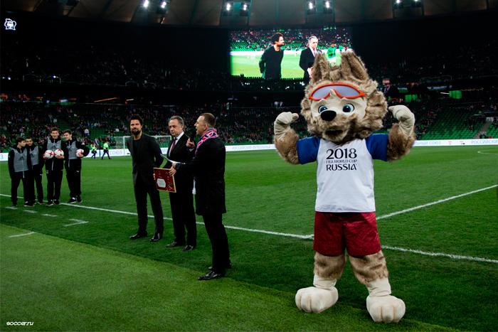 Mundial Rusia 2018, el evento deportivo con más historia en el mundo.IUSH