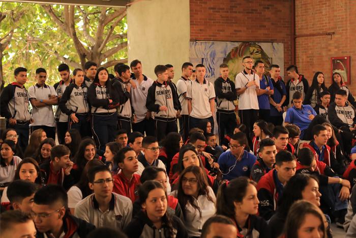 El TU IUSH un acercamiento a estudiantes de diferentes instituciones educativas del Área MetropolitanaIUSH