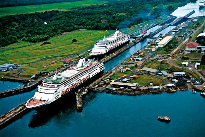 El costo del Canal de Panamá no se puede reivindicar en dólaresIUSH
