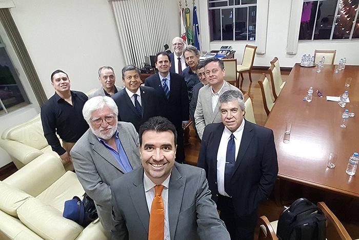 Docente de la Escuela de Administración Participó en XIII Workshop Red EmprendeSUR en BrasilIUSH