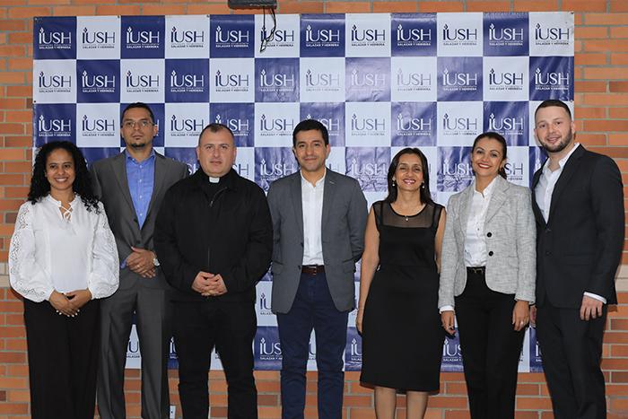 La Institución Universitaria Salazar y Herrera es certificada como Academia oficial de FortinetIUSH
