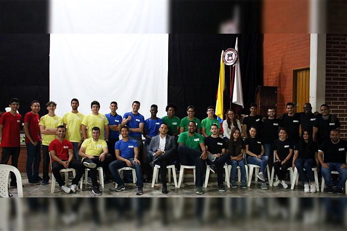 La Escuela de Ingenierías de la IUSH hace presencia en GuarneIUSH