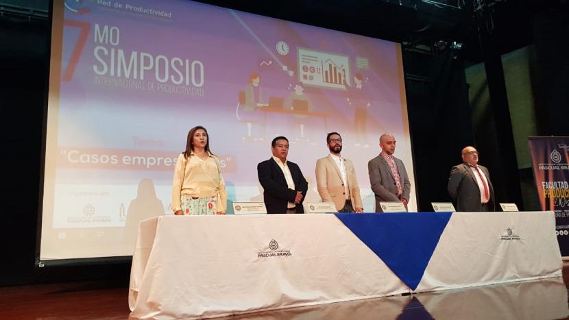La IUSH hace parte del 7° Simposio Internacional de ProductividadIUSH