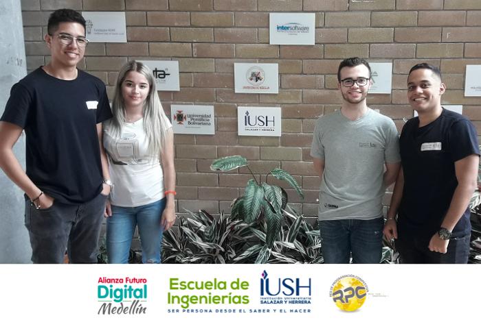 La IUSH realiza Semillero de Programación Competitiva con  Alianza Futuro Digital Medellín y la Red de Programación CompetitivaIUSH