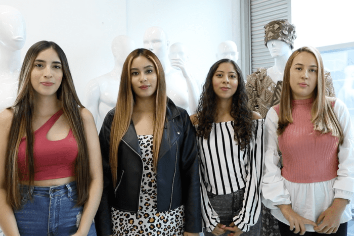 Escuela de Artes realiza su primer Fashion FilmIUSH