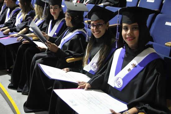 Listado de graduandos mayoIUSH