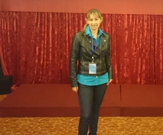Docente Ingrid Torres realiza viajes académicosIUSH